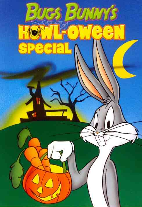 BUGS BUNNY'S HOWLOWEEN BY LOONEY TUNES (DVD)